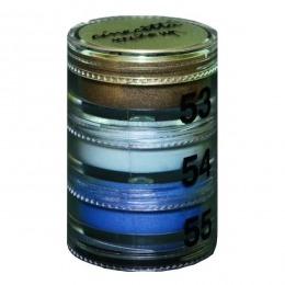 Piramida Pigment Luminos Pulbere - Cinecitta PhitoMake-up Professional Piramide Polveri Coloranti 53 - 55