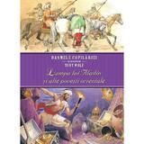 Basmele copilariei ilustrate de Tony Wolf. Lampa lui Aladin si alte povesti orientale, editura Litera