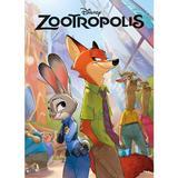 Zootropolis, editura Litera
