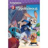 Zootropolis - Invat sa citesc - Nivelul 2, editura Litera