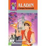 Aladin si lampa fermecata, editura Andreas