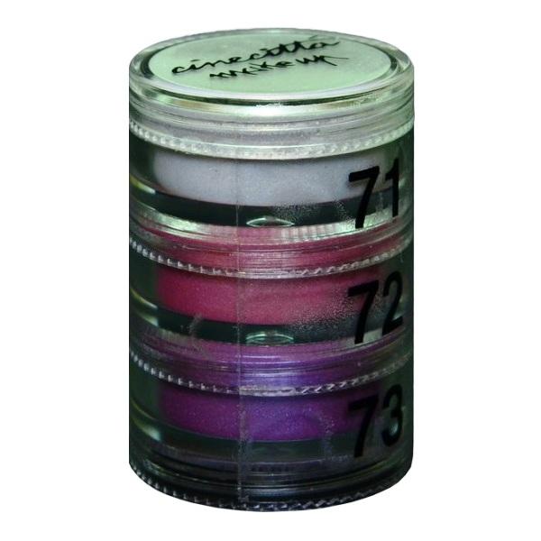 Piramida Pigment Luminos Pulbere - Cinecitta PhitoMake-up Professional Piramide Polveri Coloranti 71 - 73 imagine produs