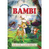 Bambi - Felix Salten, editura Regis