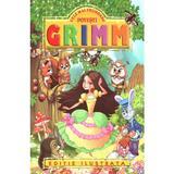 Cele mai frumoase povesti - Fratii Grimm, editura Regis