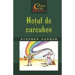 Hotul de curcubee - Stephen Sander, editura Rosetti Educational
