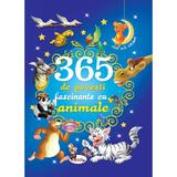 365 de povesti fascinante cu animale, editura Aramis
