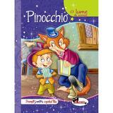 Pinocchio - O lume de povesti, editura Aramis