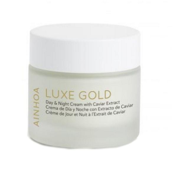 Crema De Fata - Ainhoa Luxe Gold Day & Night Cream With Caviar Extract 50 Ml