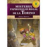 Misterul papirusului regal de la Torino - Maria Maneru, editura Girasol