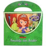 Disney Sofia Intai - Amuleta din Avalor - posetuta, editura Litera
