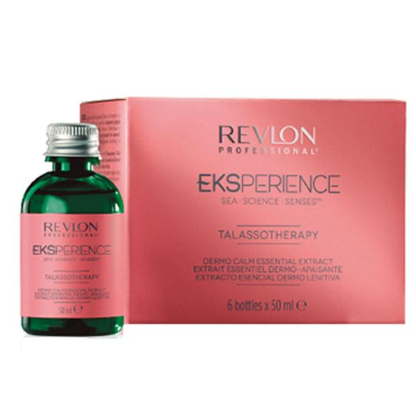 Lotiune Calmanta - Revlon Professional Esksperience Thalasso Dermo Calm Oil 6 x 50 ml imagine produs