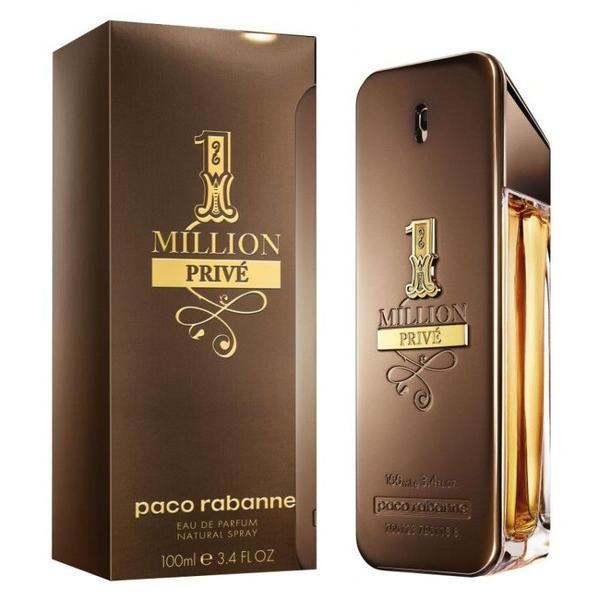 Apa de Parfum pentru barbati Paco Rabanne 1 million Prive, 100 ml poza
