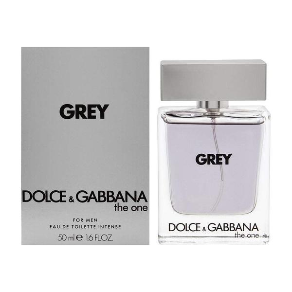 Apa de Toaleta pentru barbati Dolce&Gabbana The One Grey Intense, 100ml poza