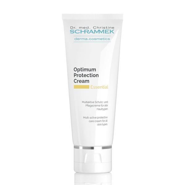 Crema de Protectie Solara SPF 20 - Dr. Christine Schrammek Optimum Protection Cream SPF 20 75 ml imagine produs