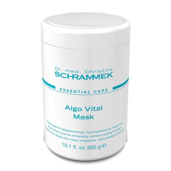 Masca de Alge pentru Piele Uscata si Obosita - Dr. Christine Schrammek Algo Vital Mask, 300 g imagine produs