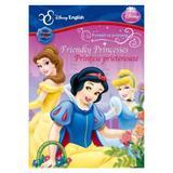 Povesti cu printese: Printese prietenoase. Friendly princesses, editura Litera