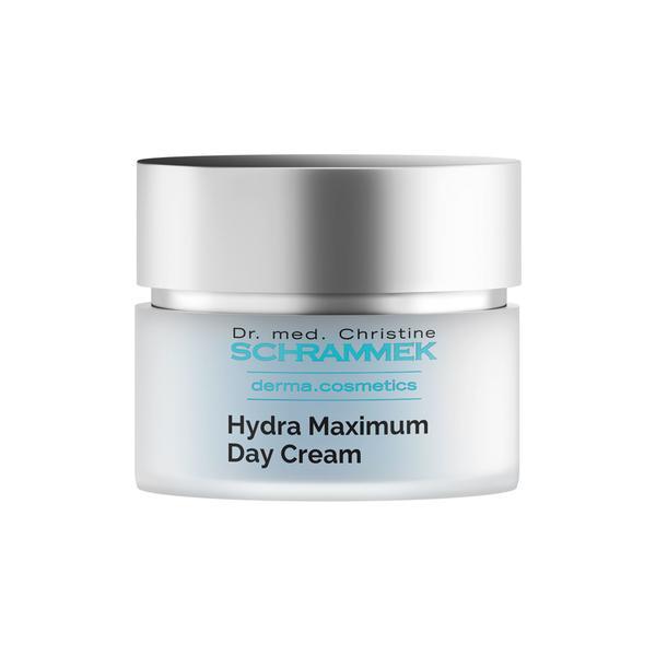Crema Hidratanta de Zi - Dr. Christine Schrammek Hydra Maximum Day Cream 50 ml imagine produs