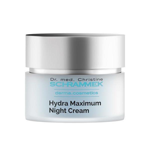 Crema Hidratanta de Noapte - Dr. Christine Schrammek Hydra Maximum Night Cream 50 ml imagine produs