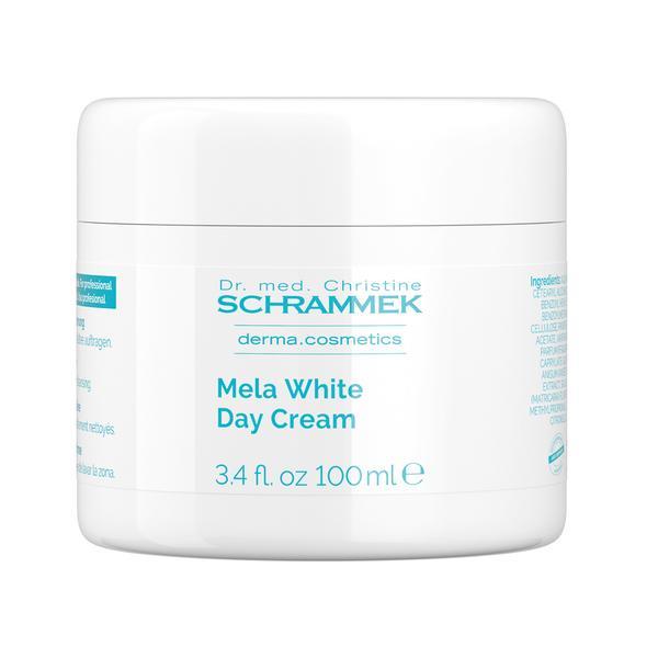 Crema de Zi pentru Pigmentare Uniforma - Dr. Christine Schrammek Mela White Day Cream SPF 20, 100 ml imagine produs