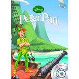 Disney - Peter Pan + CD Audio (Lectura: Stela Popescu), editura Litera