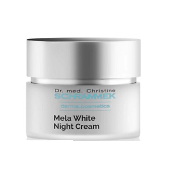 Crema de Noapte - Dr. Christine Schrammek Mela White Night Cream 50 ml poza