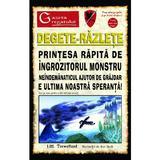 Degete-razlete - J.M. Trewellard, editura Rao