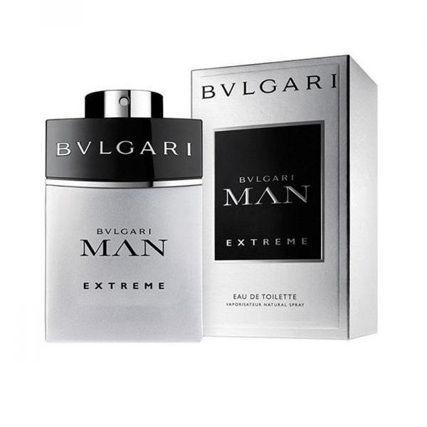 Apa de toaleta pentru barbati Bvlgari Man Extreme 60ml poza