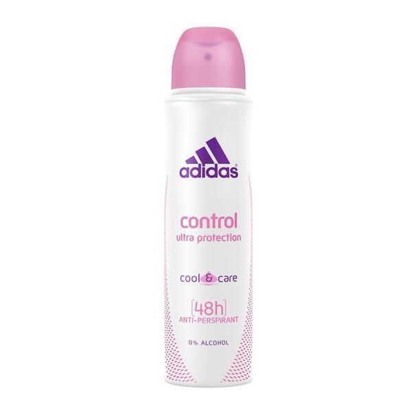 Deodorant antiperspirant spray Adidas Control 150ml imagine