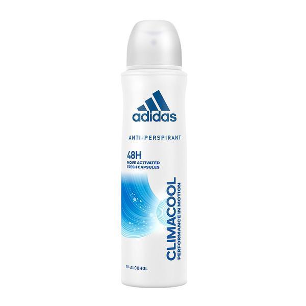 Deodorant antiperspirant spray Adidas Climacool 150ml imagine produs