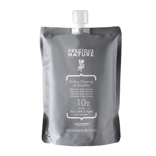 Oxidant Crema 3% - Alfaparf Milano Precious Nature Extra Creamy Activator 10 vol, 850ml imagine produs
