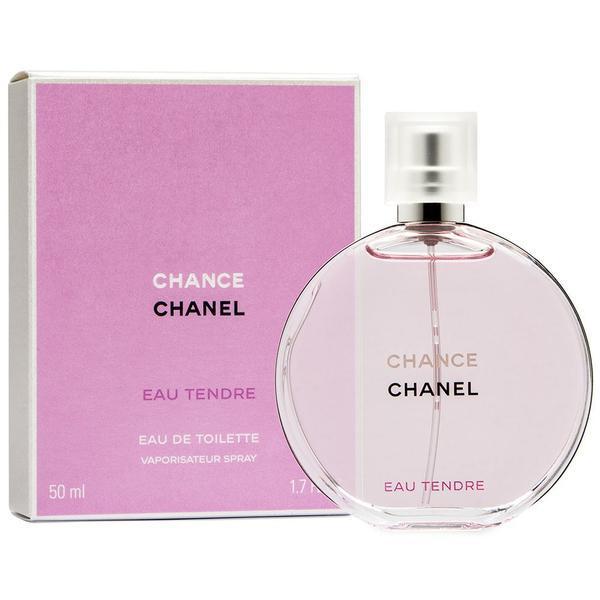 Apa de Toaleta pentru femei Chanel Eau Tendre, 50 ml imagine produs