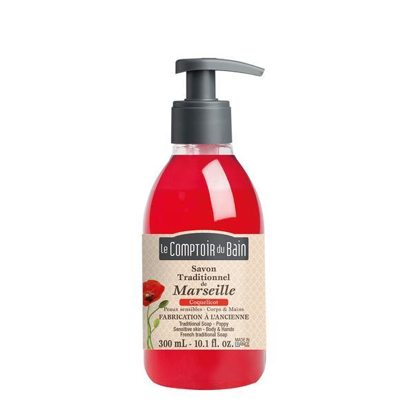 Sapun de Marsilia Mac Le Comptoir du Bain 300ml imagine produs