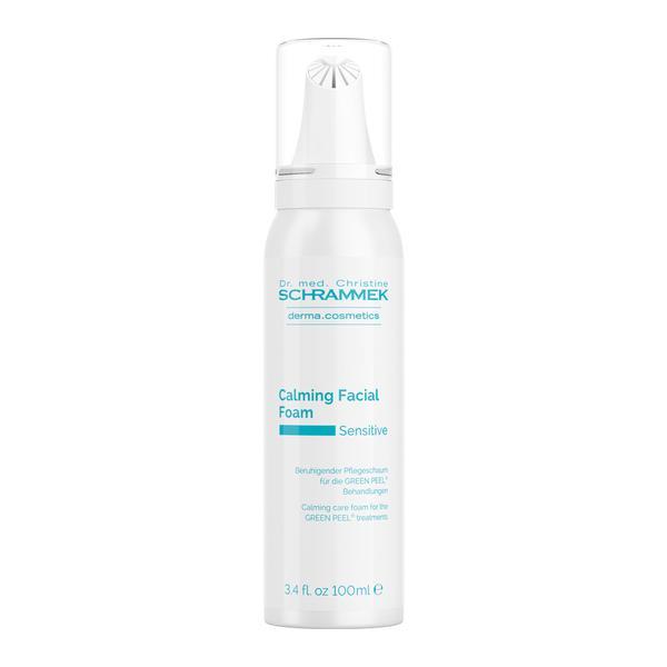 Spuma Faciala Calmanta - Dr. Christine Schrammek Calming Facial Foam 100 ml imagine produs