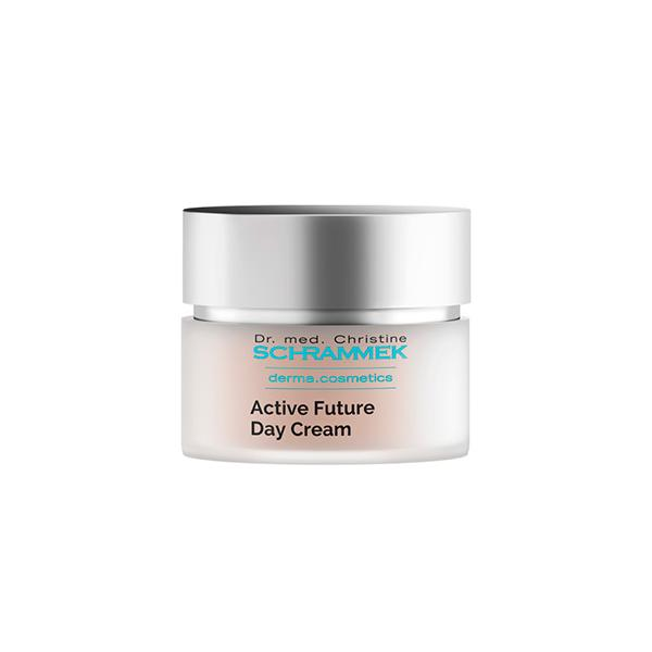 Crema de Zi Anti-Age - Dr. Christine Schrammek Active Future Day Cream 50 ml imagine produs