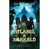 Atlasul de smarald - John Stephens, editura Rao