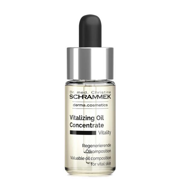Ser Facial Revitalizant - Dr. Christine Schrammek Vitalizing Oil Concentrate 30 ml imagine produs