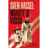 Moarte și viscol (ed. 2020) autor Sven Hassel editura Nemira