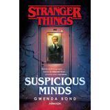 Suspicious minds autor Gwenda Bond editura Armada