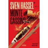 Monte Cassino (ed. 2020), autor Sven Hassel, editura Nemira