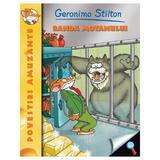 Banda motanului - Geronimo Stilton, editura Rao