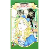 Alice in Tara Minunilor - Lewis Carroll, editura Steaua Nordului