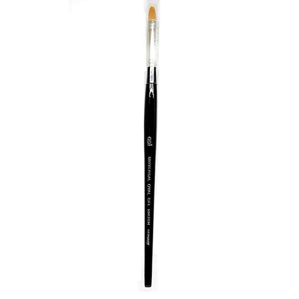 Pensula Acril Ovala OPI Universal Gel Brush, 1 buc