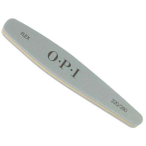 Pila Buffer din Spuma OPI Flex Silver/Moss 220/280, 1 buc imagine produs