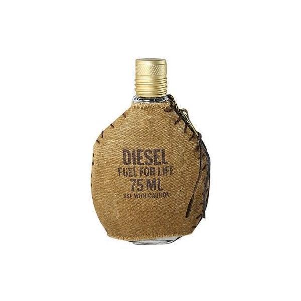 Apa de toaleta pentru barbati Diesel Fuel for Life, 75 ml poza