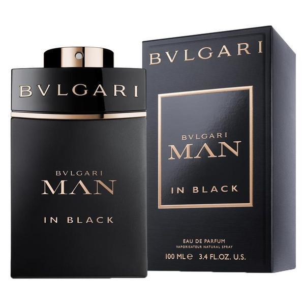 Apa de Parfum pentru barbati Bvlgari Man In Black, 100ml poza
