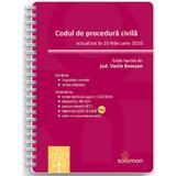 Codul de procedura civila Act. 10 Februarie 2020 - Vasile Bozesan, editura Solomon
