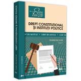 Drept constitutional si institutii politice. caiet de seminar vol.1 - fabian niculae