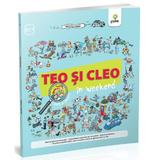 Teo si Cleo in weekend - Beatrice Veillon, editura Gama