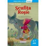 Scufita Rosie - Primele mele lecturi - Nivelul 1, editura Girasol
