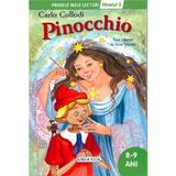 Pinocchio - Primele mele lecturi - Nivelul 2, editura Girasol